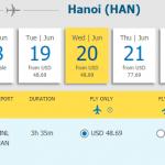 Vé Manila - Hà Nội chỉ từ