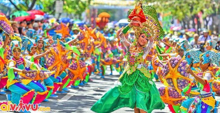 Lễ hội Sinulog ở Philippines