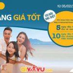 5 ngày vàng săn vé Vietnam Airlines chỉ từ 99 USD