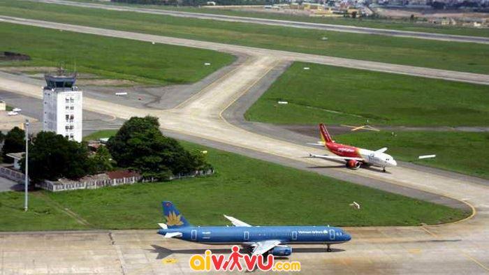 Sân bay Tân Sơn Nhất được xây dựng vào năm 1930
