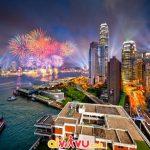 Đón Giao thừa ở Hongkong