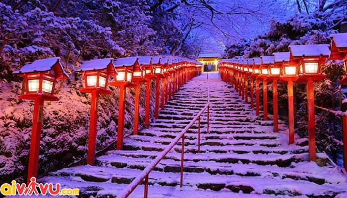 Du lịch Nhật Bản mùa đông