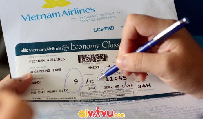 Bạn sẽ mất thêm phí khi hoàn vé