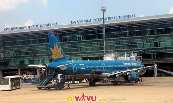 Sân bay tiếp tục được mở rộng để phục vụ nhu cầu vận chuyển của hành khách