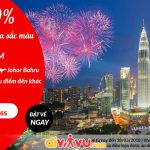 Air Asia khuyến mãi vé bay giảm 70%