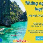 Hãng Cebu Pacific khuyến mãi giá vé đi Manila chỉ từ 65 USD