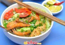 Top những quán bún cá ngon tại Hà Nội phần 2
