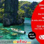Air Asia giảm 70% vé bay đi Thái Lan