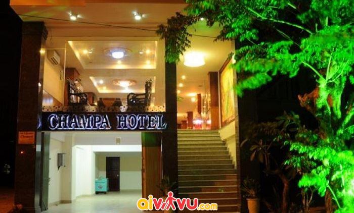 Khách sạn CHAMPA Hotel