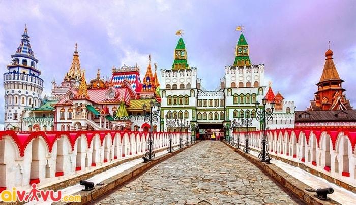 Lựa chọn thời điểm du lịch Moscow