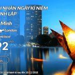 Đặt vé Philippines Airlines khuyến mại từ 192 USD