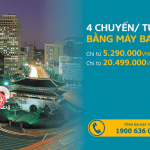 Đường bay mới Cam Ranh - Incheon, Vietnam Airlines