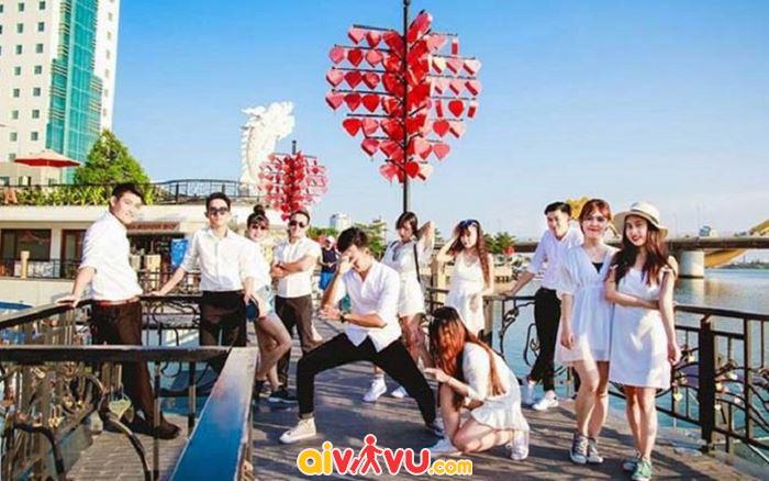 Nên du lịch Đà Nẵng vào tháng 2-8