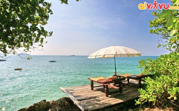 Thái Lan luôn biết cách làm hài lòng du khách bằng những bãi biển đẹp