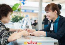 """Bỏ túi kinh nghiệm """"vàng"""" khi làm thủ tục tại sân bay Nội Bài"""