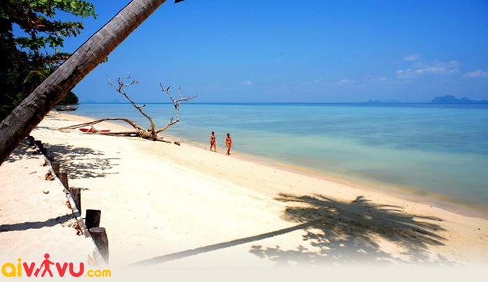 Những bãi biển đẹp nhất Thái Lan