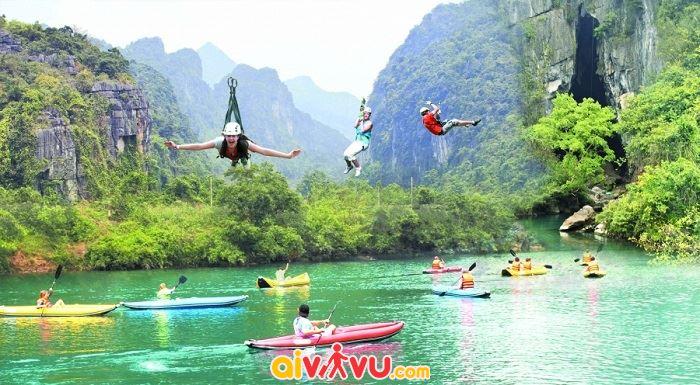 Phong Nha-Động Thiên Hương