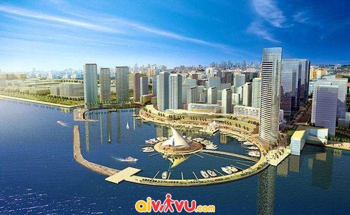 Khám phá vẻ đẹp của vịnh Manila