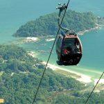 Vẻ đẹp đảo Langkawi nhìn từ trên cao