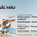 Malindo Air mở bán vé máy bay đi Malaysia giá rẻ