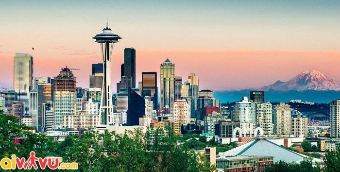Du lịch Seattle 2018