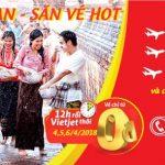 Vietjet Air mở bán 530 nghìn vé 0 đồng
