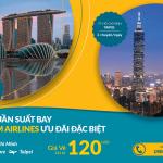 Thông báo tăng tần suất đường bay mới của Vietnam Airlines