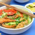 Ẩm thực Đà Nẵng và Phú Quốc