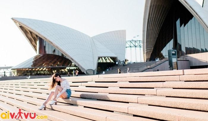 Du lịch Sydney tự túc