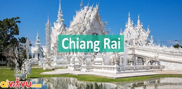 Du lịch Chiang Rai năm 2018