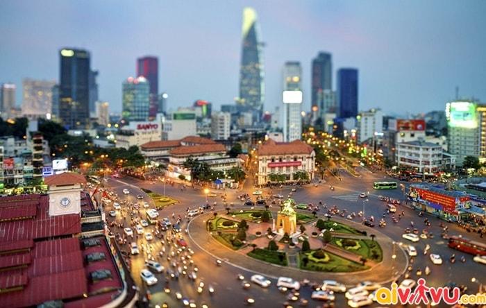 Du lịch Sài Gòn năm 2018