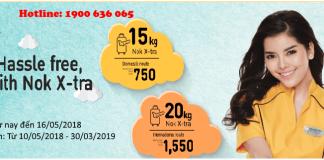 Chương trình khuyến mại Nok Air