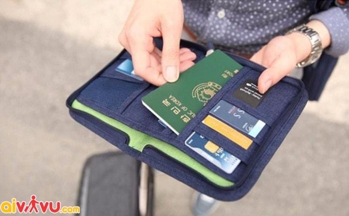 Quy định giấy tờ tùy thân khi đi máy bay