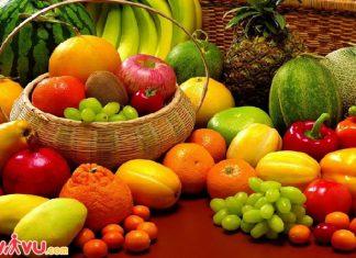 Mang hoa quả tươi, các loại hạt lên máy bay?