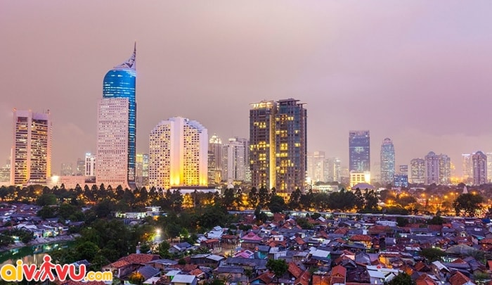 Kinh nghiệm du lịch Jakarta - Indonesia