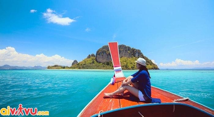 Du lịch Krabi Thái Lan 2018