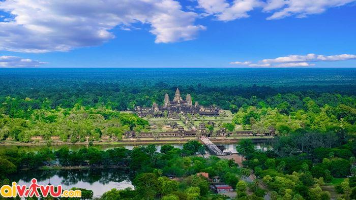 Khu phức hợp đền Angkor Wat