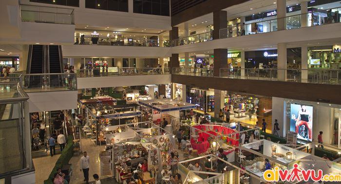 Chuỗi trung tâm thương mại Greenbelt