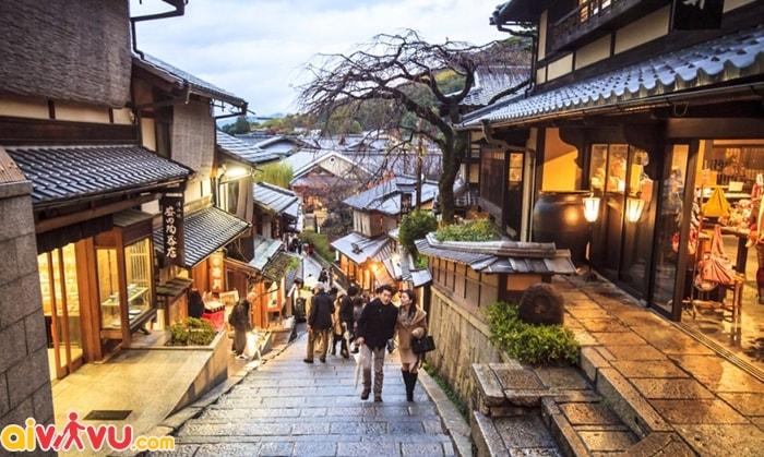 Du lịch Osaka 2018
