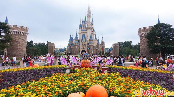 Công viên giải Tokyo Disneyland