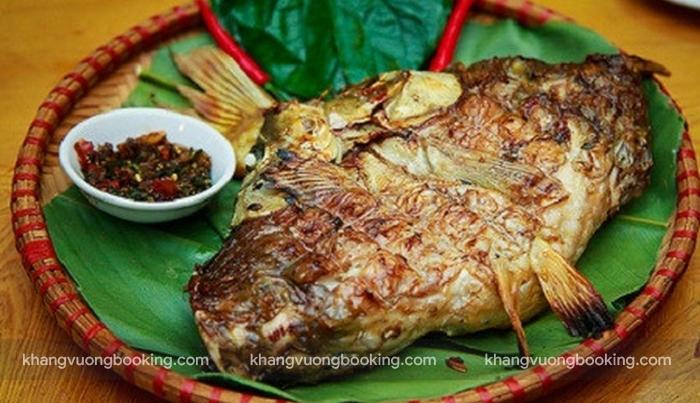 Pa Pỉnh Tộp đặc sản nổi tiếng của Điện Biên