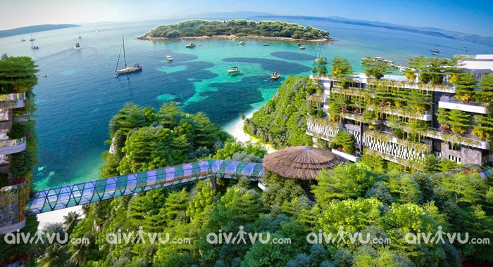 Khu du lịch sinh thái Cát Bà - Hải Phòng