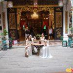 Nhà cổ Pinang Peranakan