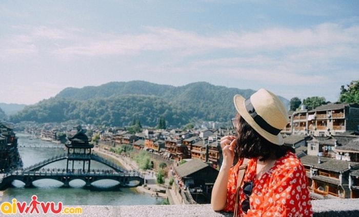 Du lịch Trung Quốc hè 2018