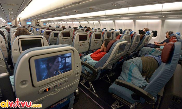 Đặt chỗ khi đi máy bay