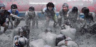Lễ hội bùn Boryeong diễn ra từ 13-22/7