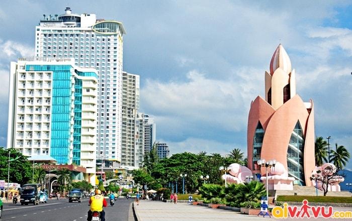 Mua vé máy bay đi Nha Trang năm 2018