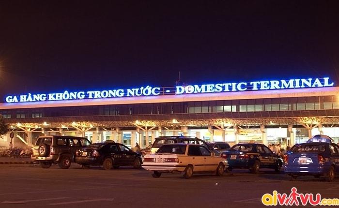 Ga nội địa sân bay Tân Sơn Nhất