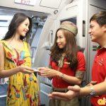 Quy định bà bầu đi máy bay Vietjet Air