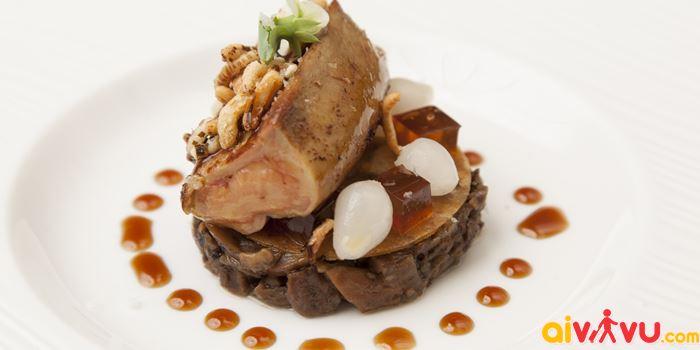Foie gras – gan ngỗng béo
